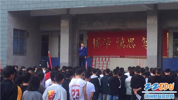 郑州市实验高级中学--支教有我 感恩随行——记郑州市实验高中支教团队工作生活的一天